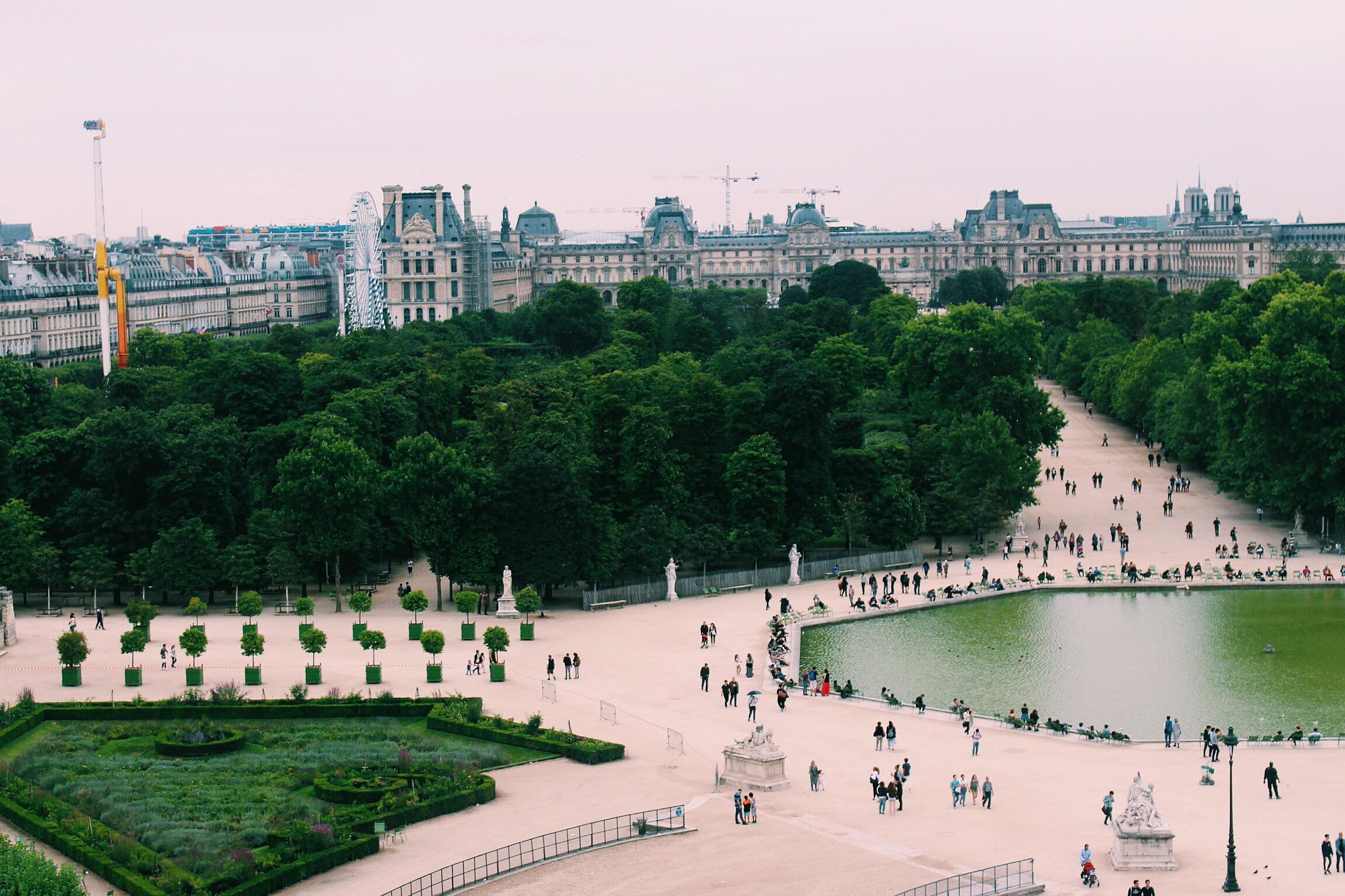 Jardin des tuileries ferris wheel views lexieslifexo for Jardin des tuileries